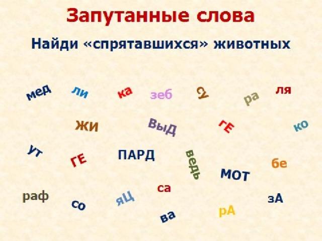 Путаю Буквы В Словах