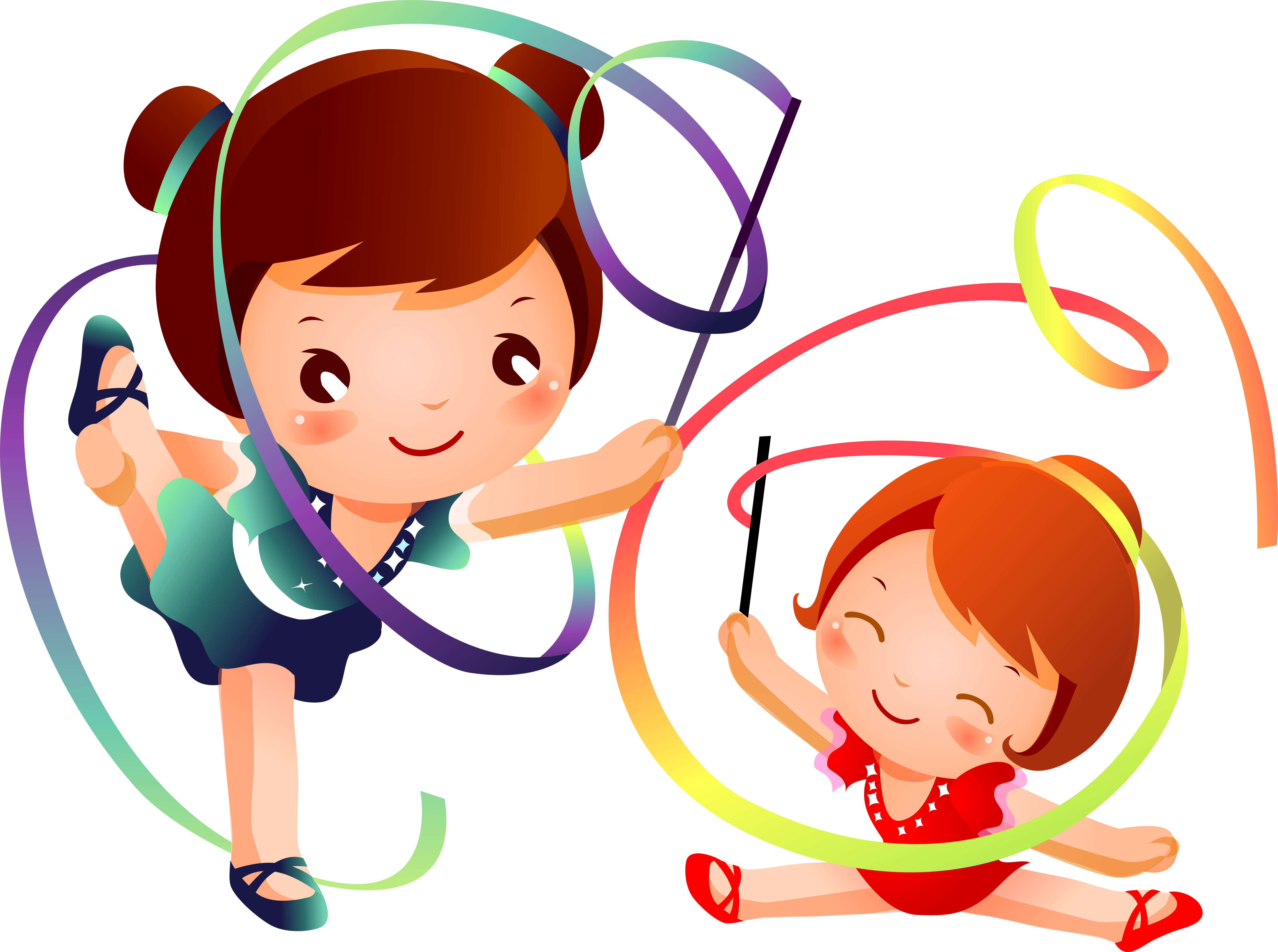 Картинки дети и физкультура