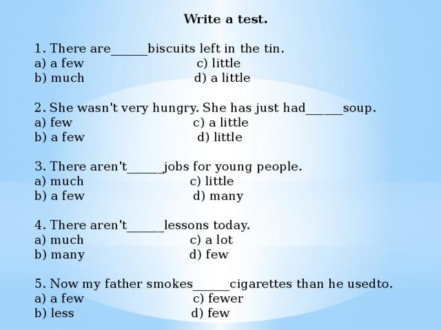 Revision grammar