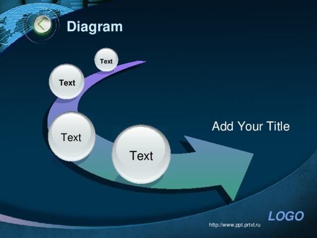 Diagram Text Text Add Your Title Text Text http://www.ppt.prtxt.ru