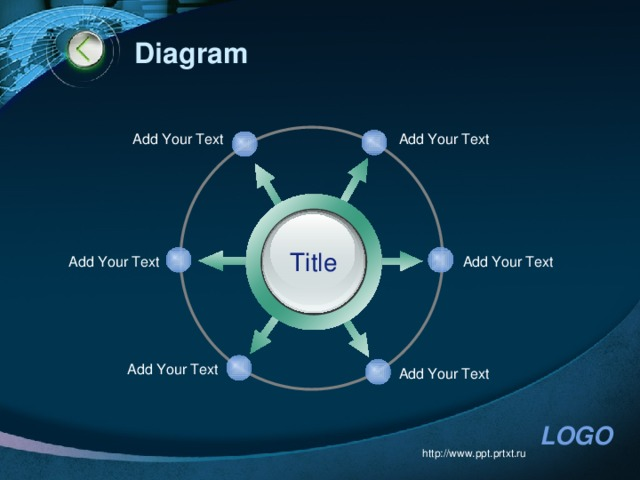 Diagram Add Your Text Add Your Text Title Add Your Text Add Your Text Add Your Text Add Your Text http://www.ppt.prtxt.ru