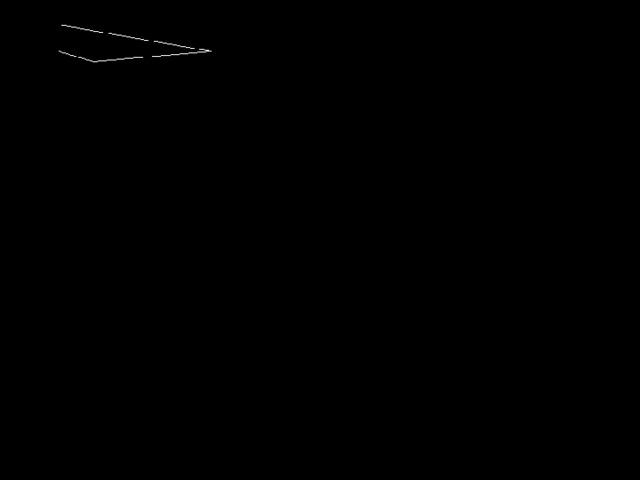F ile E dit S earch R un C ompile D ebug T ools O ptions W indows H elp NONAME00.PAS Run Ctrl+F9 Strepover F8 Trace into F7 Go to cursur F4 Program reset Ctrl+F2 Parameters Program primer12; Uses crt,graph; Var vga,vgahi:integer; Begin Initgraph(vga,vgahi,'C:\Prog\tp7\Bgi'); DrawPoly(4,123,23,132,24,234,21,123,12); Readln; End.