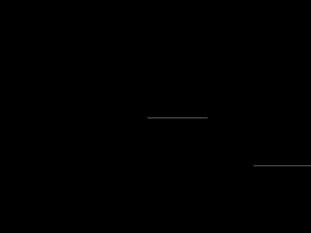 F ile E dit S earch R un C ompile D ebug T ools O ptions W indows H elp NONAME00.PAS Run Ctrl+F9 Strepover F8 Trace into F7 Go to cursur F4 Program reset Ctrl+F2 Parameters Program primer3; Uses crt,graph; Var vga,vgahi:integer; Begin Initgraph(vga,vgahi,'C:\Prog\tp7\Bgi'); Line(320,240,400,240); Lineto(123,120); Readln; End.