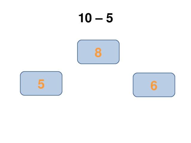 10 – 5 8 5 6