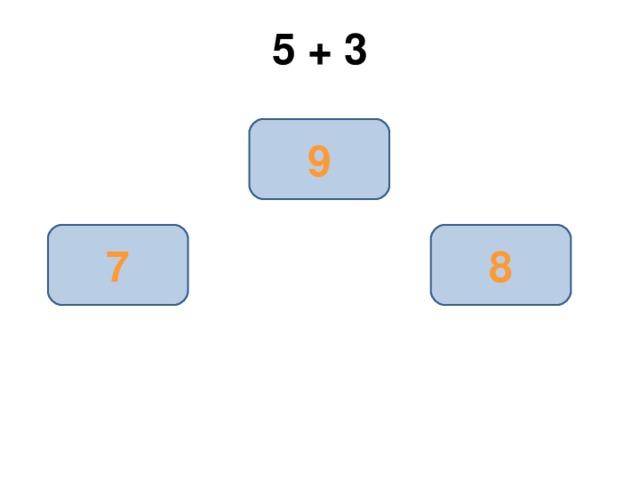 5 + 3 9 8 7