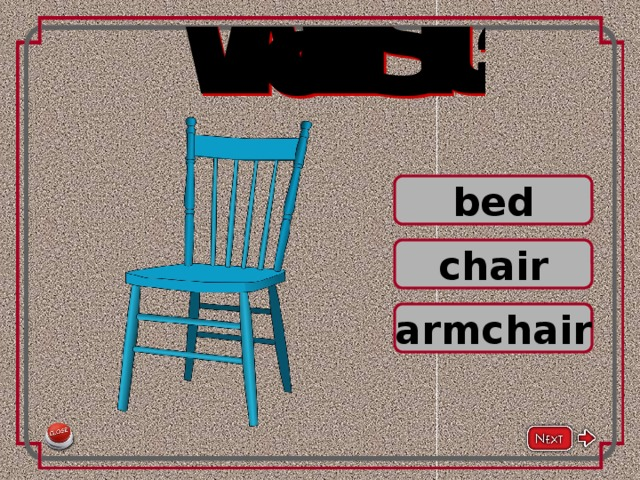 bed chair armchair