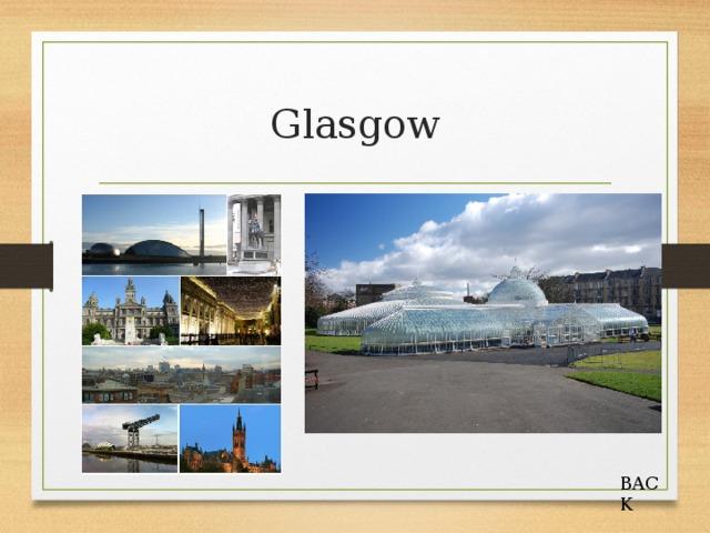 Glasgow BACK