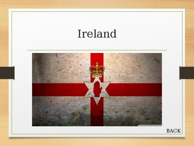 Ireland BACK