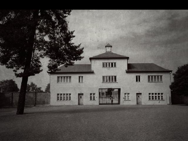 Заксенха́узен—   нацистскийконцентрационный лагерь, расположенный рядом с городомОраниенбургв Германии. Освобождён советскими войсками22 апреля 1945года. До 1950 года существовал как пересыльный лагерь НКВД для перемещённых лиц.