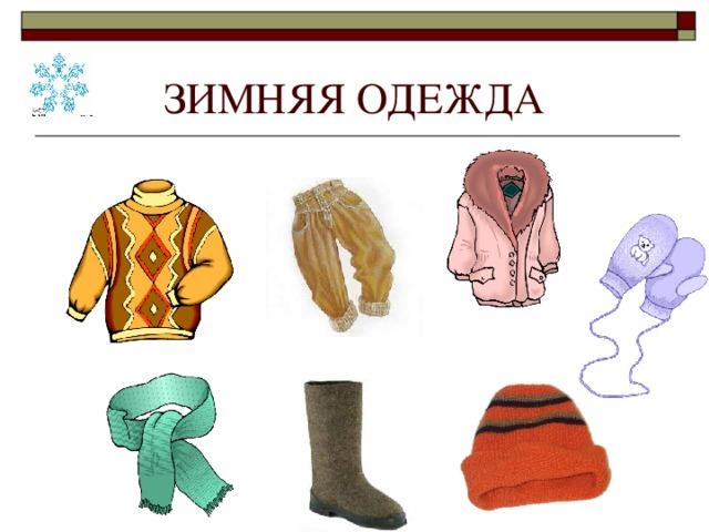 картинки зимняя одежда для доу профессиональные видеокарты