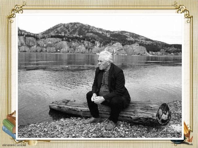 С 1951 года работал в редакции газеты «Чусовской рабочий», где впервые опубликовал свой рассказ («Гражданский человек»). Писал репортажи, статьи, рассказы. Первая его книга «До будущей весны» вышла в Молотове в 1953 году. В 1958 году Астафьев был принят в Союз писателей СССР. В 1959—1961 годах учился на Высших литературных курсах в Москве. В 1962 году Астафьев переехал в Пермь, в 1969 году в Вологду, а в 1980 году уехал на родину — в Красноярск. С 1989 года по 1991 год Астафьев был народным депутатом СССР. В 1993 году подписал «Письмо 42-х». Скончался 29 ноября 2001 года в Красноярске. Похоронен в Овсянке.
