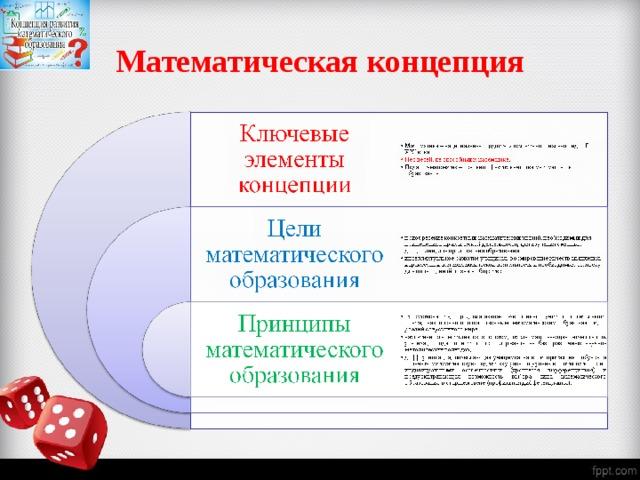 Математическая концепция