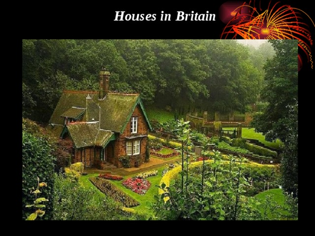 Houses in Britain