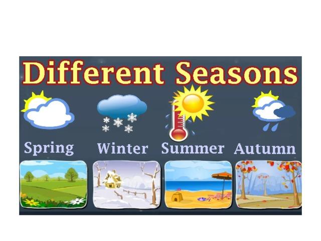 Remember all seasons