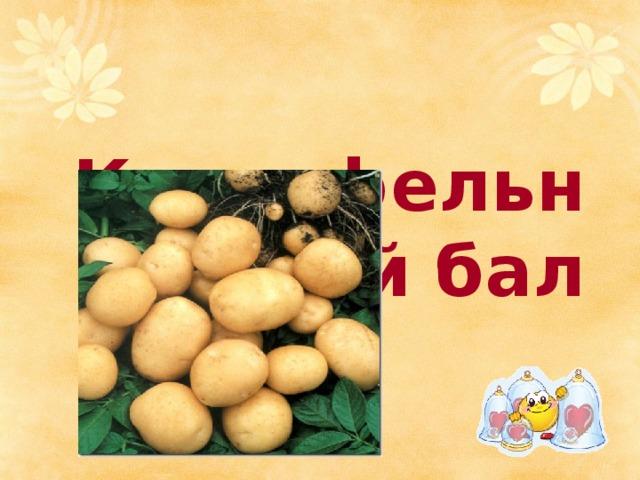 Картофельный бал