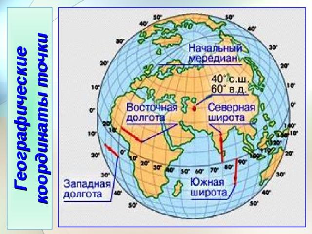 Географические координаты точки 16