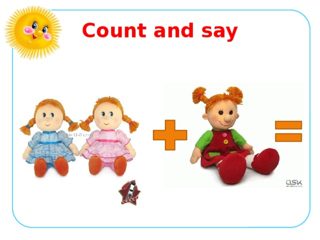 Count and say