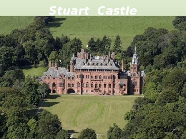 Stuart Castle