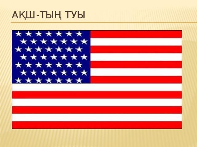 АҚШ-тың туы