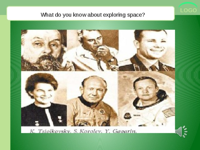 What do you know about exploring space?