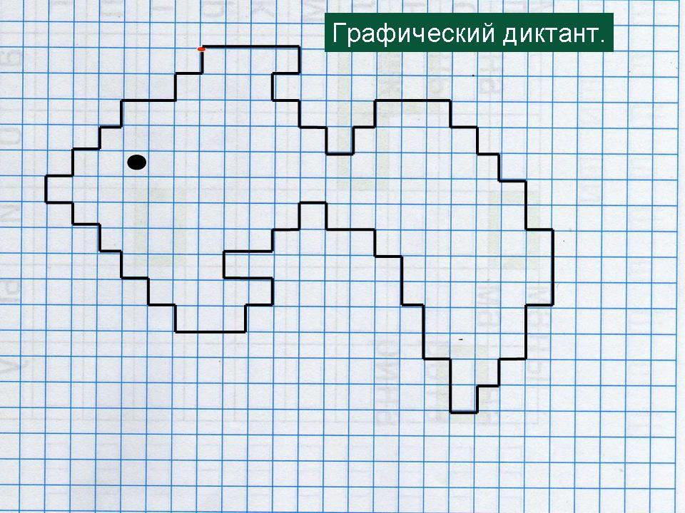 Картинки по математике по клеткам
