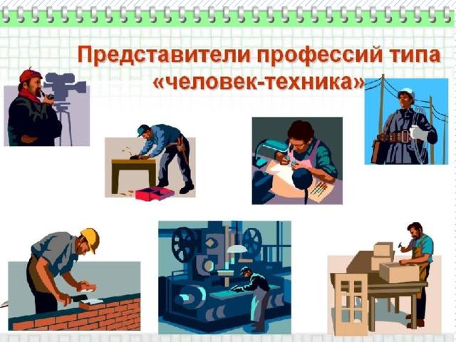 «Человек – техника».