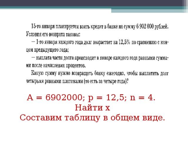 в июле 2020 года планируется взять кредит на 1000000 рублей условия его возврата таковы где взять займ под материнский капитал