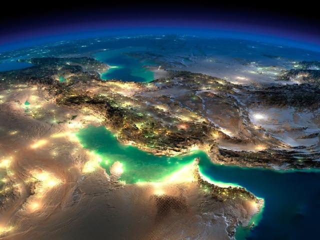 Фото Земли из космоса.