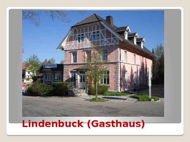 Lindenbuck (Gasthaus)