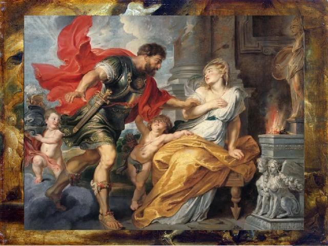 Стиль барокко в живописи характеризуется динамизмом композиций, «плоскостью» и пышностью форм, аристократичностью и незаурядностью сюжетов. Самые характерные черты барокко— броская цветистость и динамичность; яркий пример— творчествоРубенсаи Караваджо.