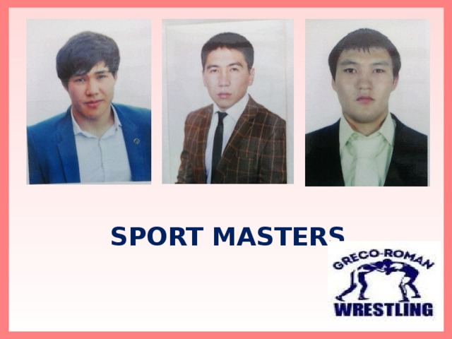 Sport masters