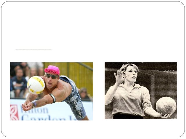 Наибольшее количество медалей в истории волейбола на Олимпийских играх завоевал Карч Кирай — 2 золотых медали в классическом волейболе и одну в пляжном. Среди женщин это советская волейболистка Инна Рыскаль, которая на 4-х Олимпиадах завоевала 2 золотых и 2 серебряные медали.