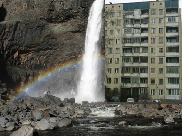 1 500 водопадов, различных по форме и мощности потока – наибольшее количество в мире. Водопад Тальниковский (482 м) – самый высокий водопад Евразии.