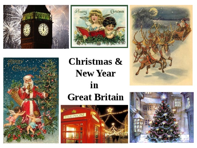 Christmas & New Year in Great Britain