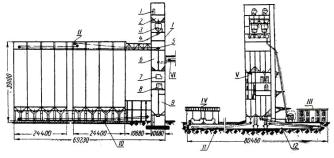 Основные сооружения элеватора сабвуфер в т5 транспортер