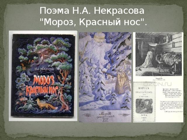 Поэма Н.А. Некрасова