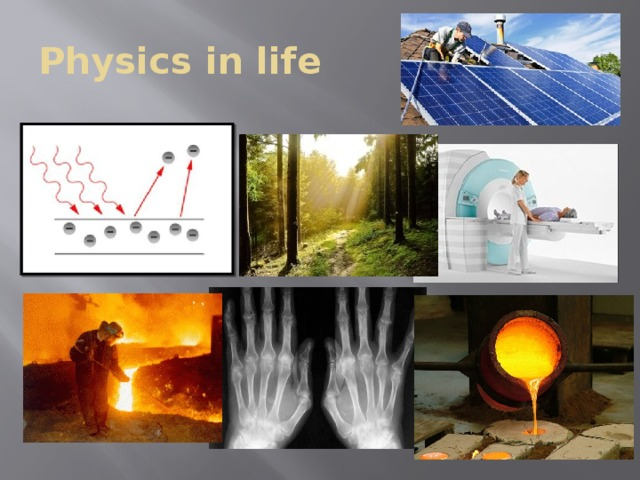 Physics in life