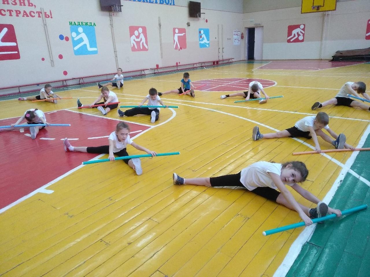 Физкультура в школе доклад 2464