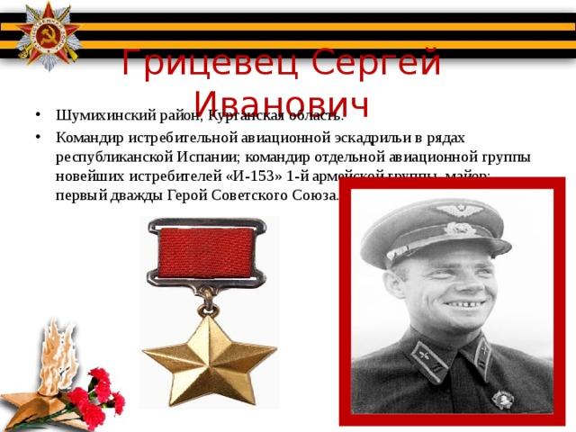 Грицевец Сергей Иванович
