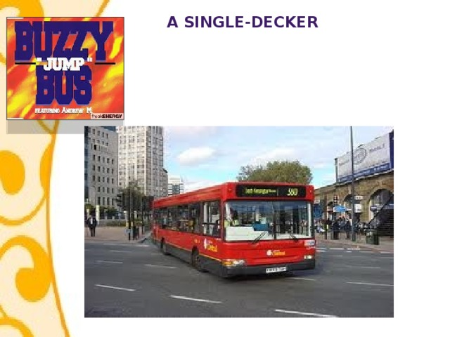 A single-decker