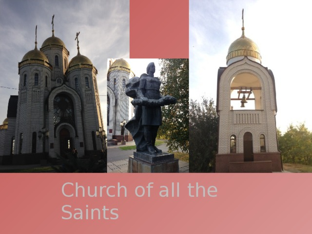 Church of all the Saints