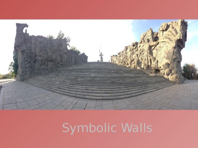Symbolic Walls