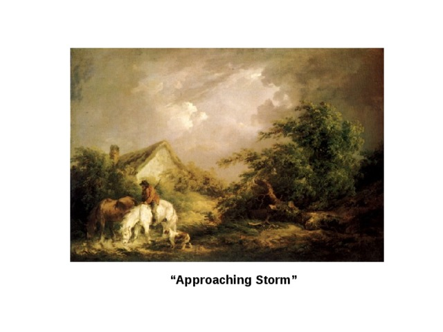 """"""" Approaching Storm"""""""