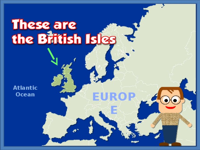 Atlantic Ocean EUROPE
