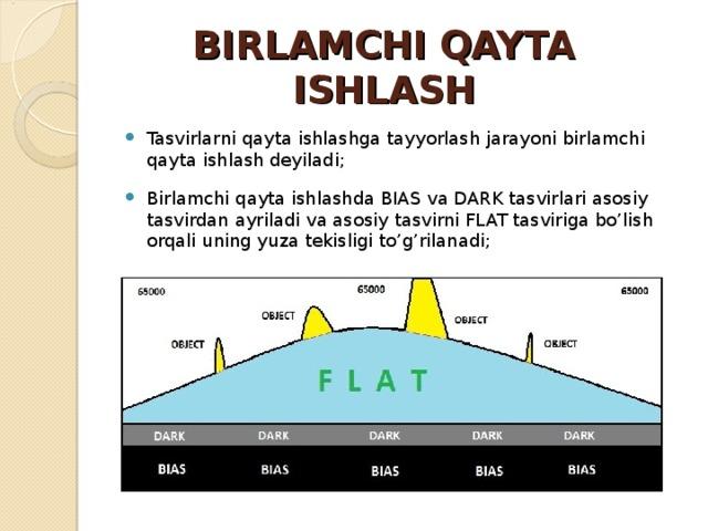 BIRLAMCHI QAYTA ISHLASH