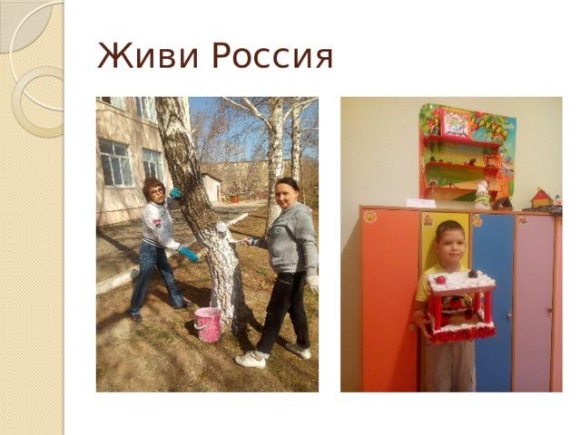 Живи Россия