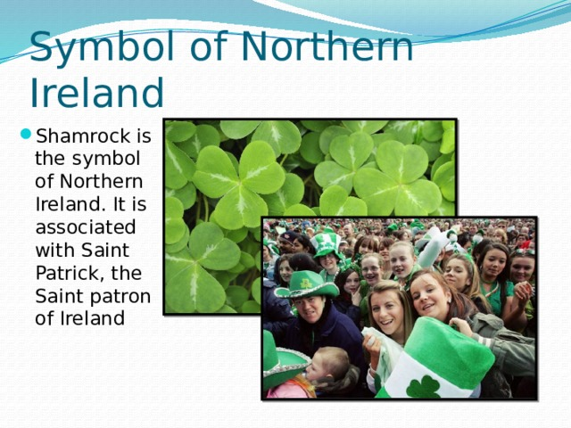 Symbol of Northern Ireland