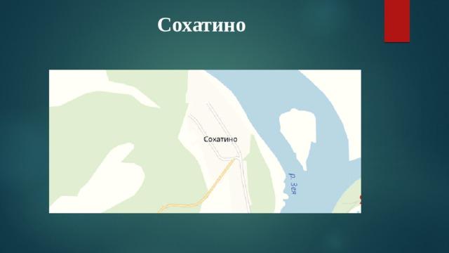 Сохатино