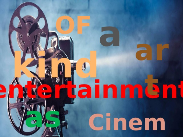 of The Lesson`s Theme a art kind entertainment as Cinema