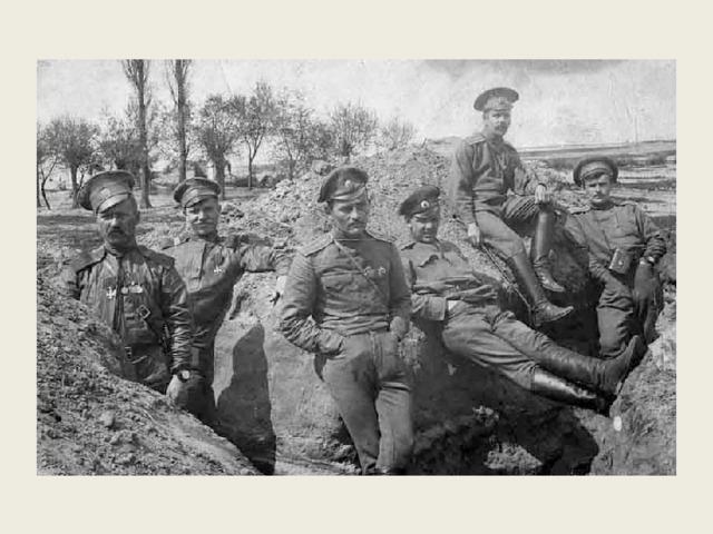 1912-1914 годы были счастливейшими годами в жизни последних обитателей имения Дрожжино.В 1914 г. началасьI-я мировая война, хозяин имения и управляющий ушли на фронт, где оба были ранены. После войныони обавернулись в родную усадьбу